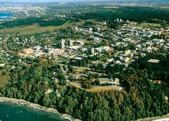 UBC Aerial
