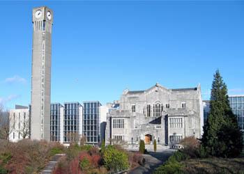 University of British Columbia - Photo by: Matthew Black